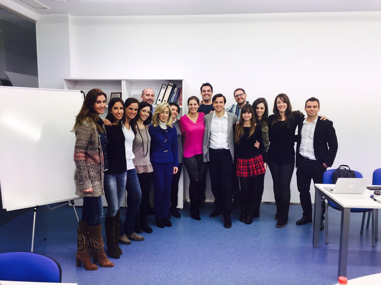 Master en ortodoncia lingual del sistema inc gnito en la for Universidad de valencia master